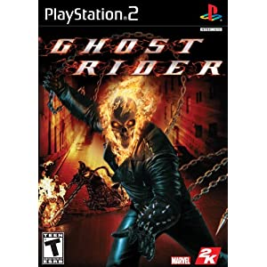 51bJnv443mL. AA300  Download Ghost Rider 2007   PS2