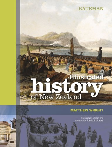 Bateman Illustrated History of New Zealand