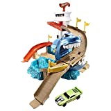 Hot Wheels Shark Park Playset