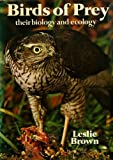 Leslie Brown Birds of Prey