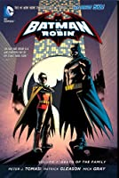 Batman & Robin Vol. 3: Death of the Family
