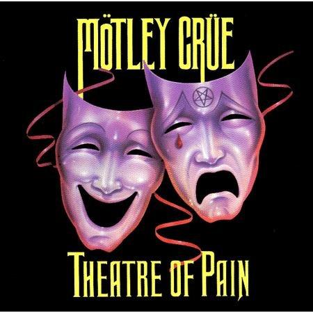Motley Crue Theater of Pain