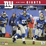 New York Giants 2014 Calendar