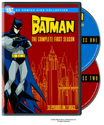 The Batman The Complete First Season
