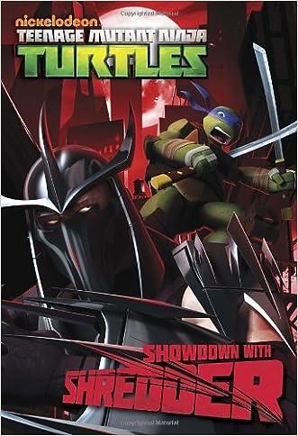 Showdown with Shredder  (Teenage Mutant Ninja Turtles) (Junior Novel)