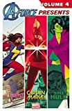 img - for A-Force Presents Vol. 4 book / textbook / text book