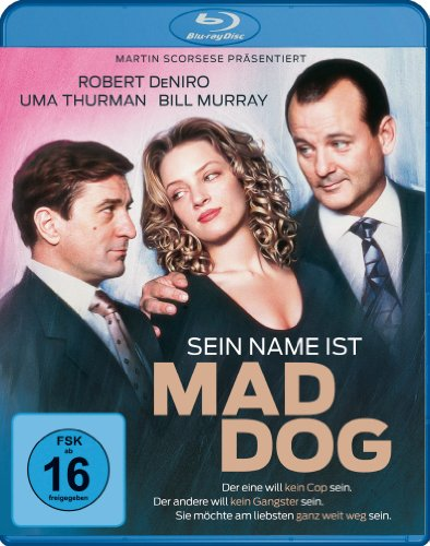 Sein Name ist Mad Dog [Blu-ray]