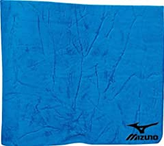 MIZUNO(ミズノ) スイムタオル ブルー 85ZT75127