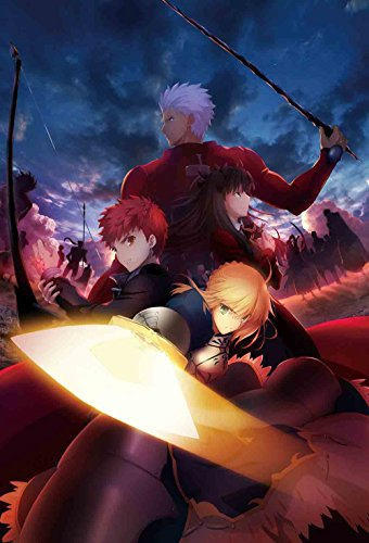 Fate/stay night [Unlimited Blade Works] Blu-ray Disc Box I