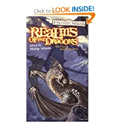 Realms of the Dragons: The Year of Rogue Dragons (Forgotten Realms Anthology) by Philip Athans