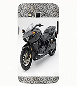 ColourCraft Amazing Bike Design Back Case Cover for SAMSUNG GALAXY GRAND 2 G7102 / G7106
