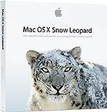 Apple Mac OS X 10.6.3 Snow Leopard Upgrade
