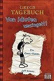 Book - Gregs Tagebuch - Von Idioten umzingelt!