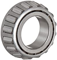 Timken 07087 Tapered Roller Bearing, Single Cone, Standard Tolerance, Straight Bore, Steel, Inch, 0.8750