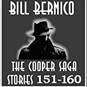The Cooper Saga 16, Stories 151-160 | Bill Bernico