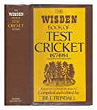 img - for Wisden Book of Test Cricket book / textbook / text book