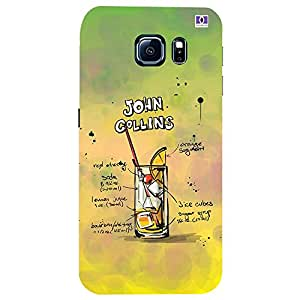 John Collins - Mobile Back Case Cover For Samsung Galaxy S7