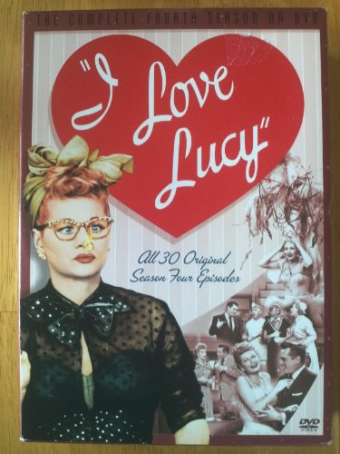 I Love Lucy: The Complete 4th Season (Checkpoint/ Old Version) (I Love Lucy Season 4 compare prices)