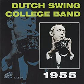 Dutch Swing College Band 1955
