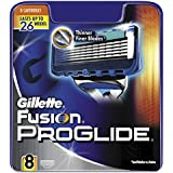 Gillette Fusion ProGlide Manual Razor Blades - Pack of 8