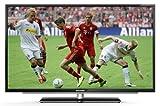 Grundig 55 VLE 973 BL 139,7 cm (55 Zoll) 3D LED-Backlight-Fernseher, EEK A (Full HD, 200 Hz PPR, DVB-T/C/S2, SmartTV) schwarz