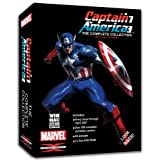 Captain America: The Complete Collection ~ Git Corporation