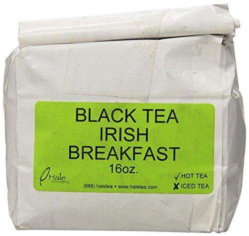 Hale Tea Black Tea, Irish Breakfast, 16-Ounce