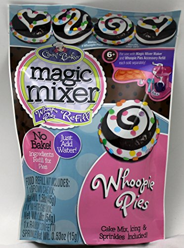 Cool Baker Magic Mixer Refill Kit - Whoopie Pies - 1
