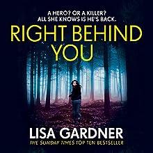 Right Behind You Audiobook by Lisa Gardner Narrated by Regina Reagan