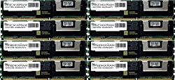 16GB (8X2GB) Nemix Ram Certified Memory for DELL POWEREDGE 2950 DDR2 667MHz PC2-5300 Fully Buffered