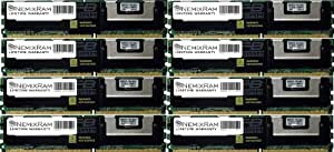 16GB (8X2GB) Nemix Ram Certified Memory for DELL POWEREDGE 2900 DDR2 667MHz PC2-5300 Fully Buffered