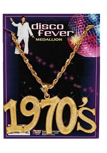 Disco 1970 Necklace