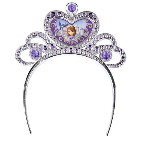 Sofia the First Royal Tiara Costume Accessory - 1