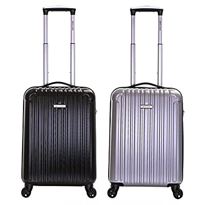 Pierre Cardin Orbis 55cm dur 4 roues valise cabine