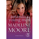 Amanda's Young Men (Black Lace)by Madeline Moore
