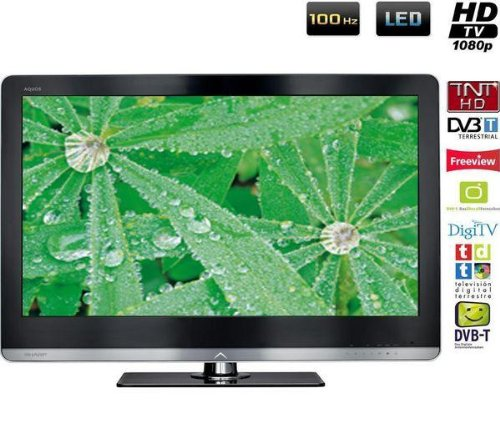 SHARP LED TV - LC-46LE810E LED Television