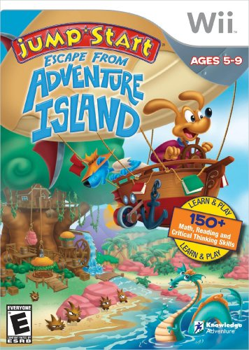 Jumpstart Escape Adventure island