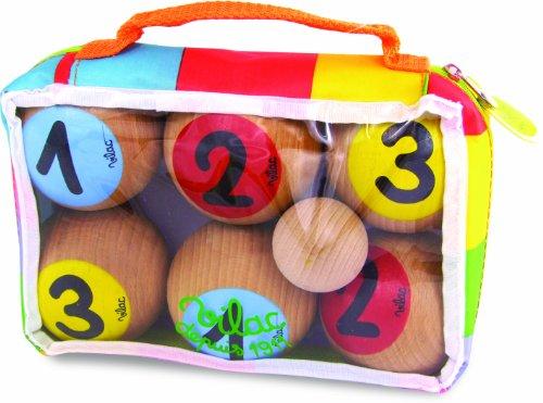 Vilac La Petanque Balls with Numbers