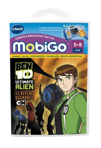 Vtech - 250605 - Console - Jeu Mobigo - Ben 10