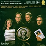 Schubert: The Hyperion Schubert Edition, Vol. 24  A Goethe Schubertiad