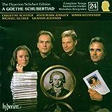 Schubert: int�grale des lieder, Vol. 24 (A Goethe Schubertiad)par Schubert Franz