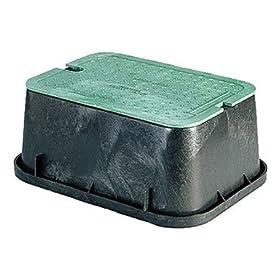 Orbit 53213 Sprinkler System 12-Inch Standard Extension Valve Box