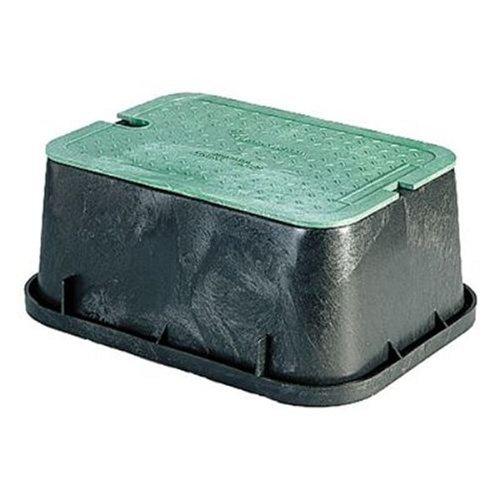 Orbit 53213 Sprinkler System 12-Inch Standard-Shallow Valve Box