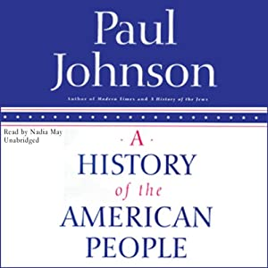 A History of the American People | [Paul Johnson]
