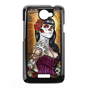 Diy cool sugar skull custom cover phone case for Diy custom phone case