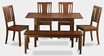 6-Pc Rectangular Dining Set