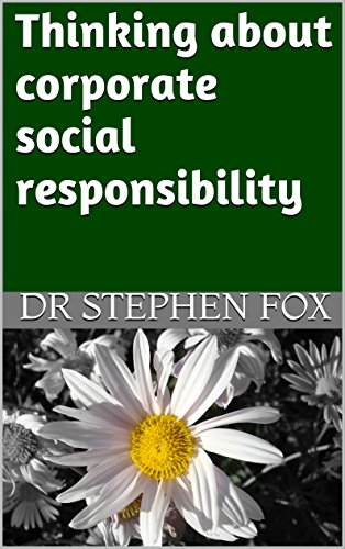 "milton friedman social responsibility essay Essays what is the social responsibility of "" what is the social responsibility of philanthropy out of obscenity by milton friedman and put."