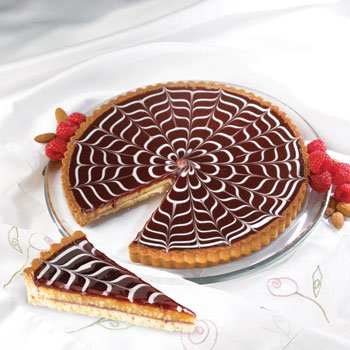 Gourmet Food Gift: Raspberry Tart