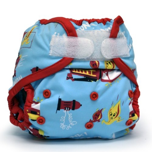 Rumparooz One Size Cloth Diaper Cover Aplix, Ladder 6 (Lil Joeys Aplix compare prices)