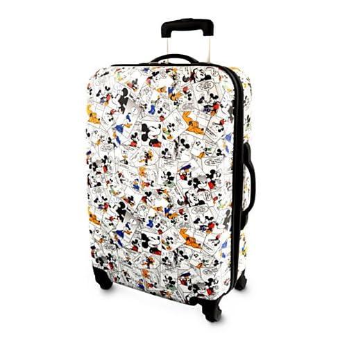 ディズニー 旅行バッグ スーツケース キャリーケース (機内持込不可サイズ) #7501055880032P